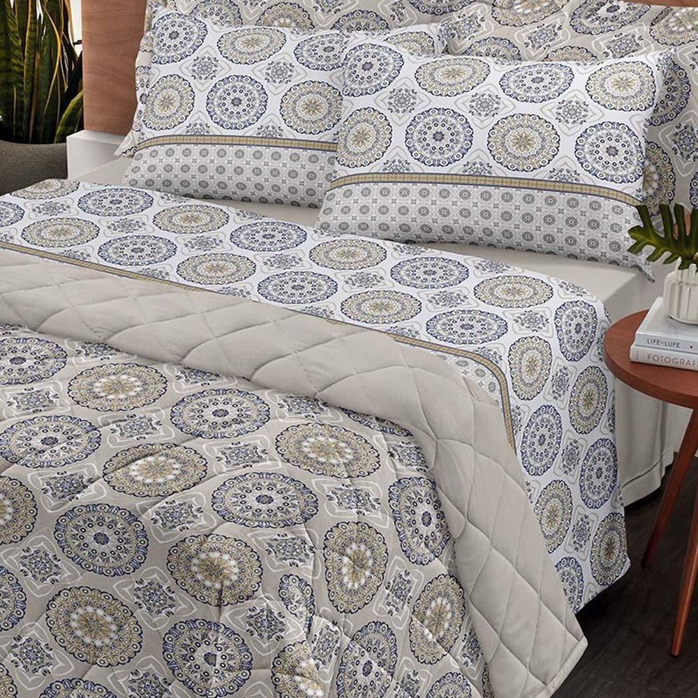 jogo de cama marrocos zoom