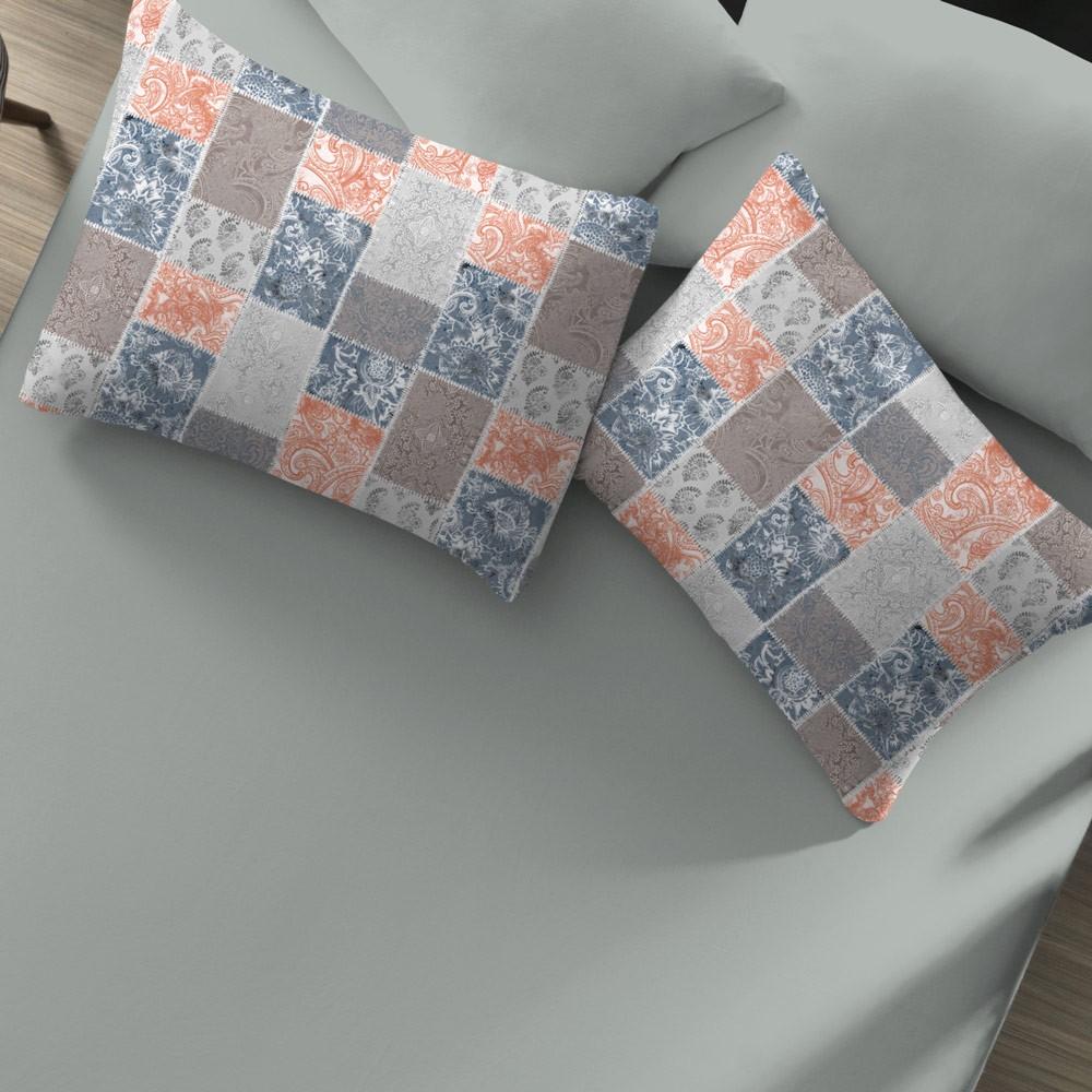 jogo de cama ornamental storm zoom